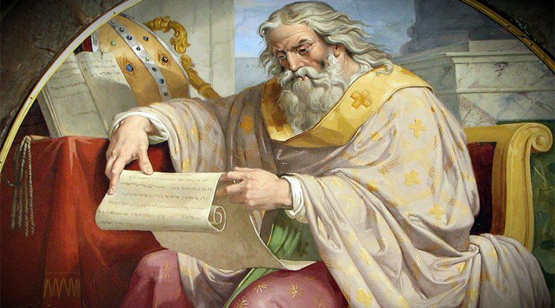 Ngày: 07/12 - Thánh AMBRÔSIÔ Giám mục, tiến sĩ Hội Thánh
