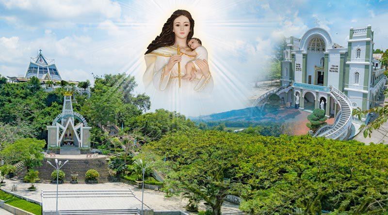 Lễ Khai Mạc Năm Thánh Đức Mẹ Trà Kiệu